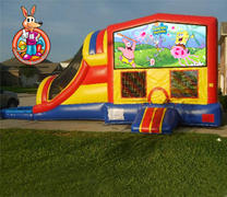 Spongebob Module 5 in 1 Waterslide Bouncehouse Combo